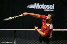 تنیسورهای راهیافته به مرحله یک چهارم نهایی جام موتوسل معرفی شدند