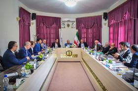 دیدار و گفتگوی مدیرعامل و اعضای هیأت مدیره بانک شهر با شهردار اصفهان