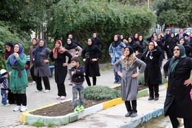 ۹۶ درصد زنان اصفهانی کم تحرک هستند