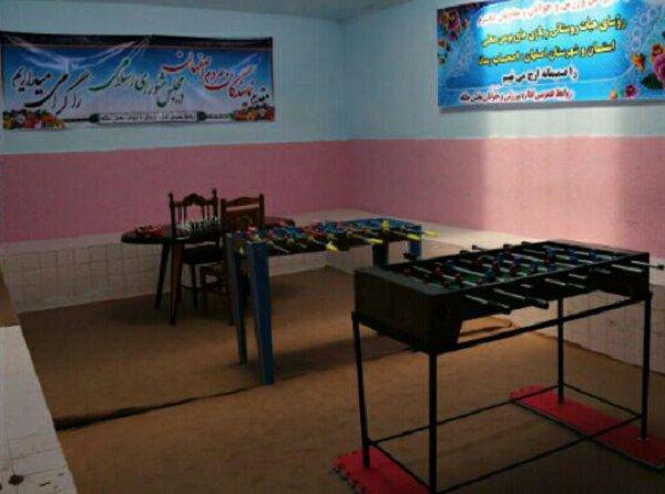 توسعه امکانات ورزش روستایی در شهرضا