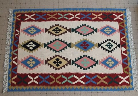 Kilim: The Visualization of Iranian Art