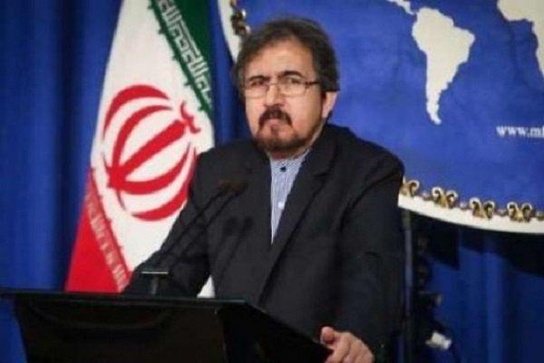 واکنش سخنگوی وزارت خارجه به اظهارات برایان هوک