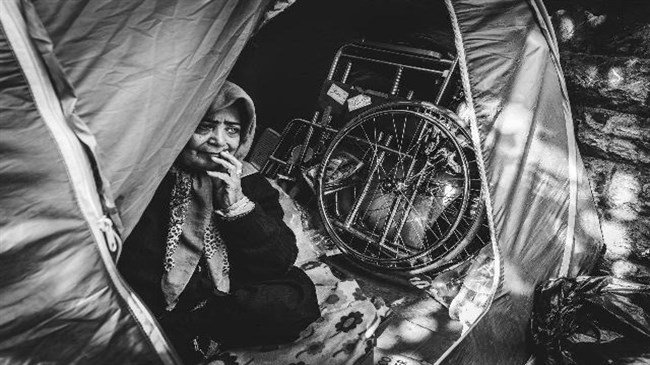 Iranian photographer wins UNIC Tokyo Students Photo Contest
