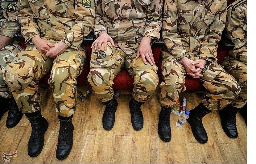 انتقال۱۹۹ مددجوی سرباز به نزدیکترین مرکز محل سکونت