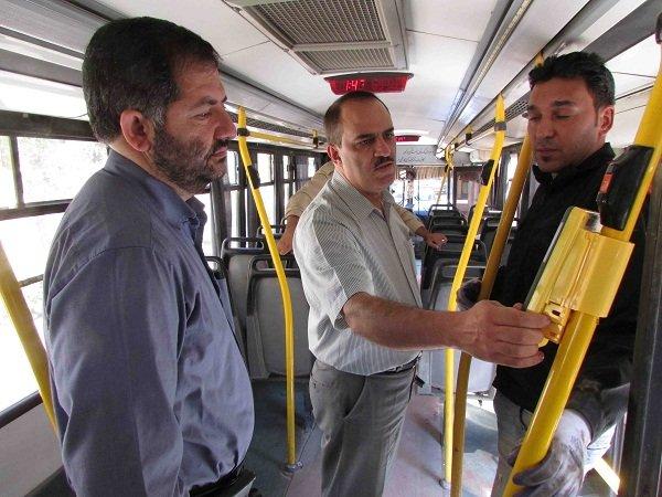 افزایش کرایه اتوبوس و قطار شهری مشهد از فردا