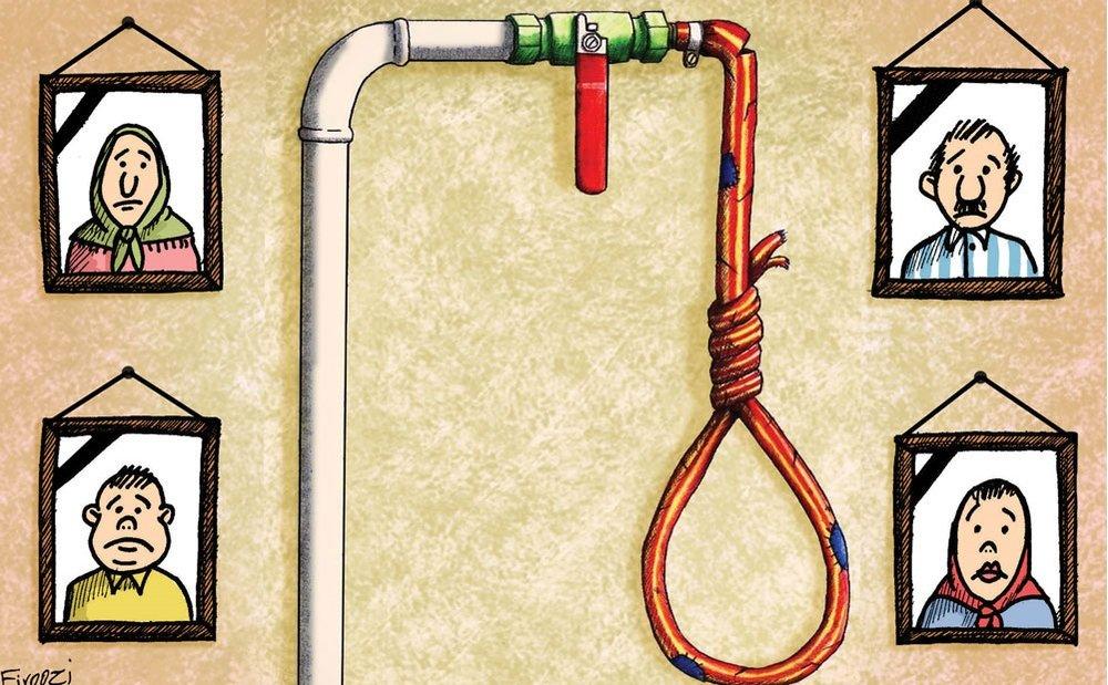 چگونه از گازگرفتگی جلوگیری کنیم؟