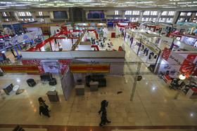 بیست و سومین نمایشگاه مطبوعات آغاز به کار کرد/حضور نزدیک به یک هزار رسانه در نمایشگاه