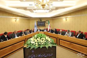 نشست مجمع شهرداران کلانشهرهای ایران در حال برگزاری است