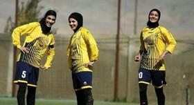 """""""داوریهای مضحک"""" قهرمانی را از فوتبال بانوان سپاهان گرفت"""