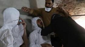 فیلم جعلی حمله شیمیایی در «ادلب»