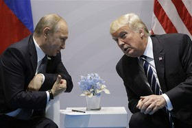 ترامپ، پوتین را به آمریکا دعوت کرد