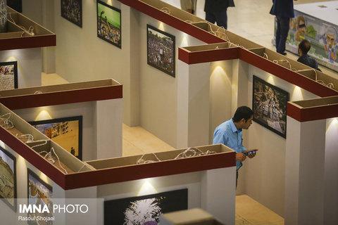 press exhibition/ 1st day