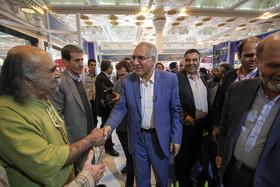 بازدید دکتر نوروزی شهردار اصفهان از بیست و سومین نمایشگاه مطبوعات