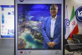 حضور شهردار اصفهان در غرفه خبرگزاری ایمنا