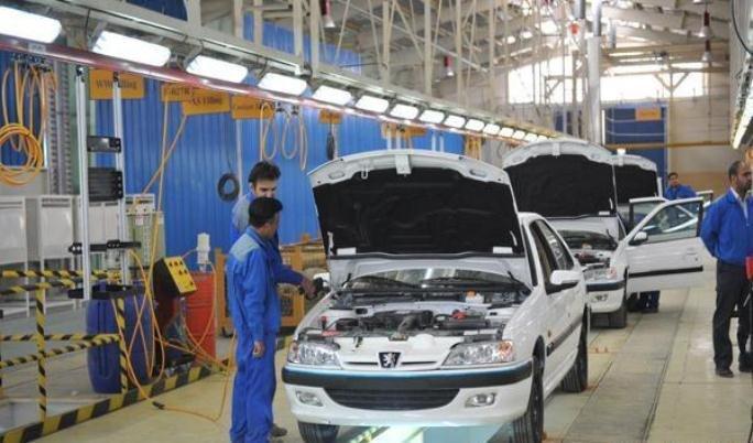 پیش فروش ۴۵ هزار دستگاه از محصولات ایران خودرو از هفته آینده
