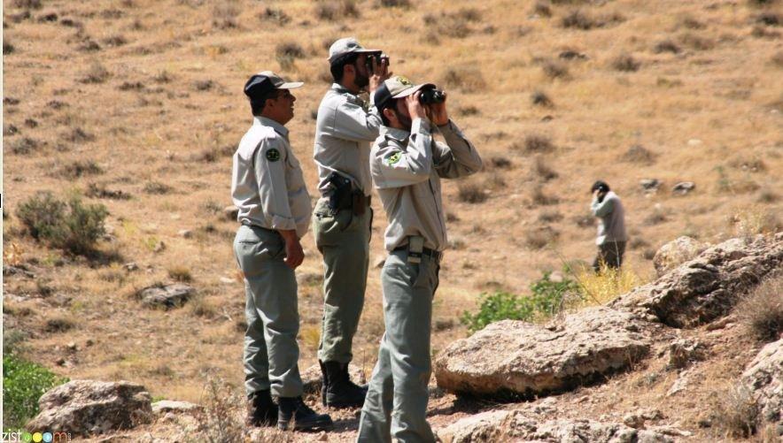مرگ ۳ محیطبان به علت ابتلا به کرونا