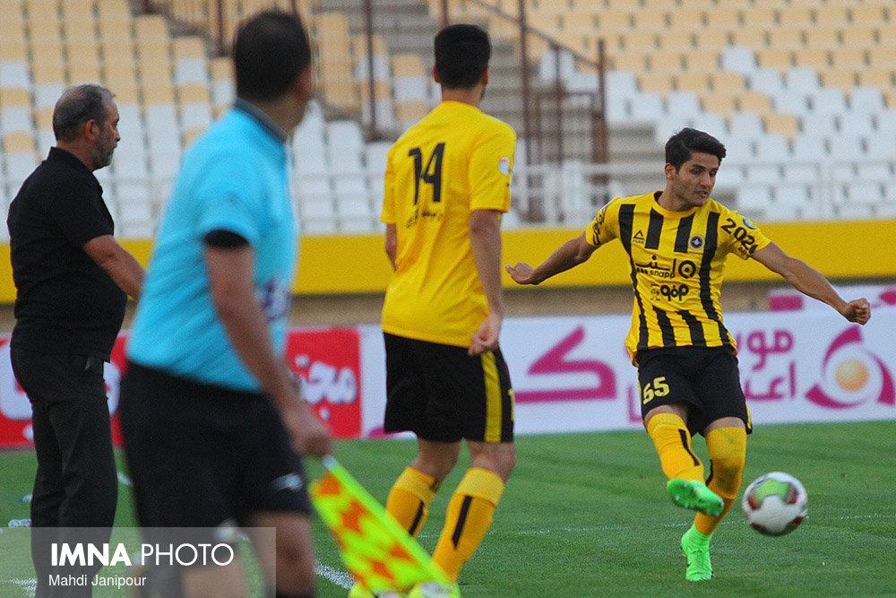ابراز علاقه عارف غلامی برای بازگشت به سپاهان و نظرش درمورد تیم ملی امید