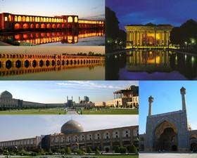 اصفهان در صدر فهرست ۳۵ شهر زیبای جهان
