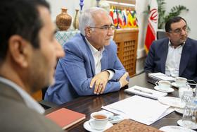 دیدار شهردار اصفهان با مدیران شهری استان