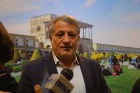 بازدید رئیس شورای شهر تهران از ایمنا/استفاده از منابع دراز مدت راهجایگزین درآمد شهرداری