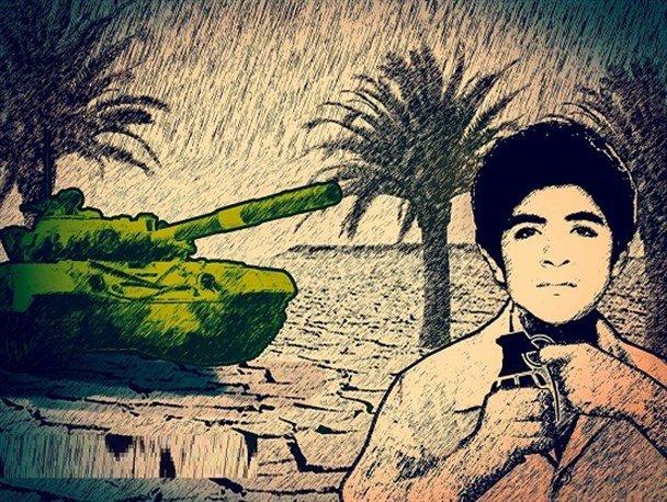 """""""دانشآموز انقلابی، استکبار ستیزی و مقاومت"""""""