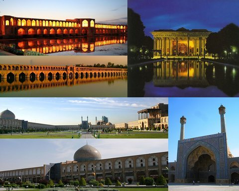 Isfahan among world 35 nicest cities