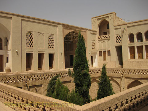 Isfahan historical houses transform to boutique hotels