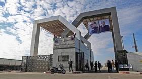 """""""حماس"""" گذرگاههای مرزی غزه را به تشکیلات خودگردان فلسطینی تحویل داد"""