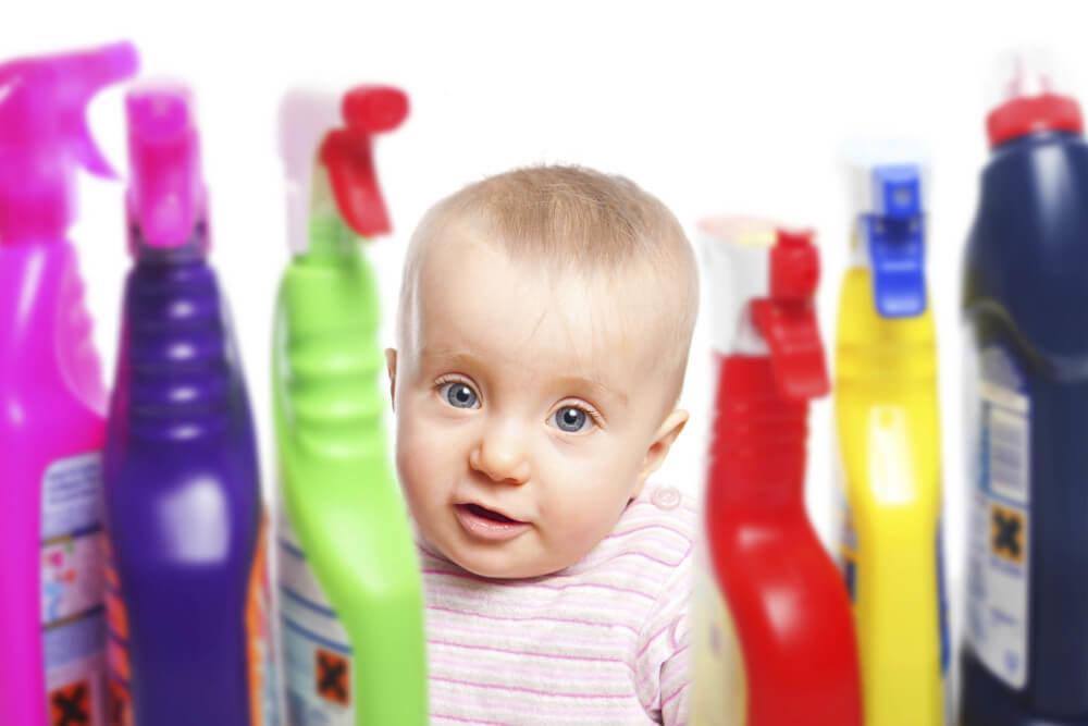 اصول پیشگیری از بروز مسمومیت با مواد ضدعفونی کننده خانگی