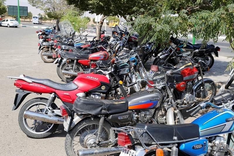 کشف ۳۶۹ دستگاه خودرو و موتورسیکلت سرقتی در کشور