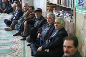 حضور شهردار و رییس شورای شهر اصفهان در جمع اعضای انجمن همبستگی خانواده شهدا و ایثارگران