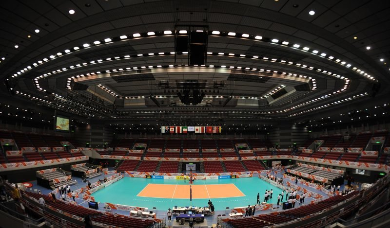 میادین پیش روی والیبال ایران در سال ۲۰۱۸ مشخص شد