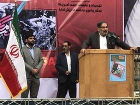 استفاده آمریکا از ابزارهای شکست خورده تهدید و تحریم بر علیه ایران تاثیری ندارد