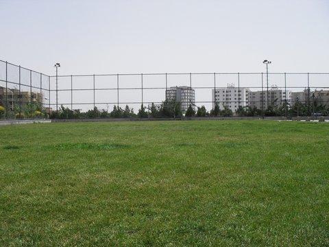 احداث ۵۸ زمین ورزشی در بندرعباس