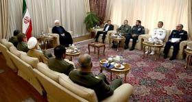 عزت ملت و نیروهای مسلح از اهداف انقلاب اسلامی است