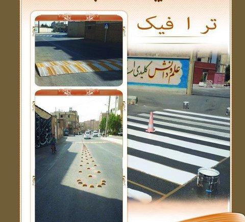 بهروزرسانی تجهیزات ترافیکی در تبریز برای تامین ایمنی شهروندان