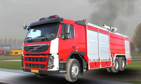 خدماترسانی بیش از ۱۷۰ آتشنشان به هیئات مذهبی ساری