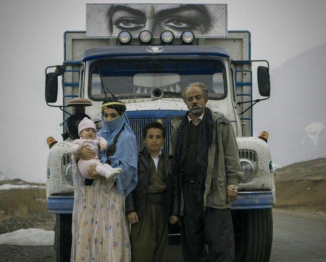 «کامیون» کامبوزیا پرتوی به مرحله صداگذاری رسید