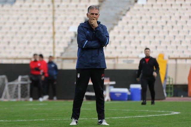 کیروش: به خاطر جامجهانی رایگان با اسپانیا و پرتغال بازی میکنیم/ آخر سال باید پشه بگیریم