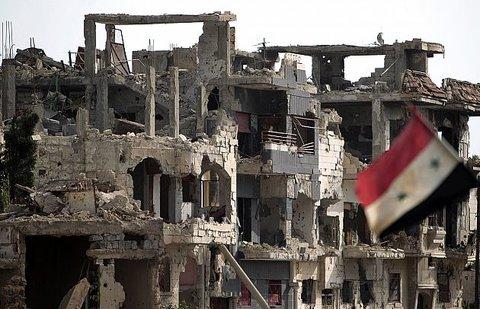 آمریکا به صورت آشکار از گروههای افراطی در سوریه حمایت کرده است