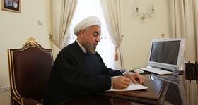 حسن روحانی شهادت مرزبانان نیروی انتظامی را تسلیت گفت