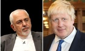 انتقاد ظریف از حمله خودسرانه به سوریه و توضیح جانسون
