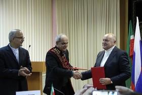Iran, Russia art universities ink cooperation pact