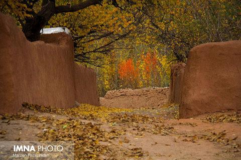 Abyaneh in fall