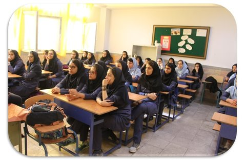 افتتاح هنرستان دخترانه  خیر ساز در بادرود