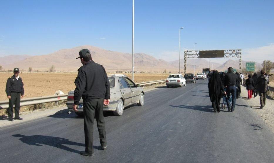 تردد خودروهای کاپوتاژ از مرز مهران ممنوع است