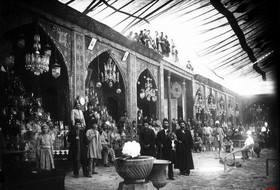 روزی که نصف جهان پایتخت ایران شد