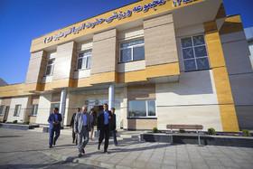 بازدید شهردار اصفهان از روند پیشرفت پروژه های منطقه ۱۲