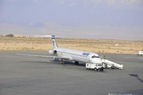 فرودگاه اصفهان میزبان پرواز تهران –آبادان شد
