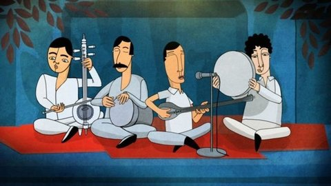 Animation about Iran among 26 features submitted for 90th Oscar race